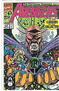 Avengers - Marvel comics  - # 339 Oct. 1991 (Image1)