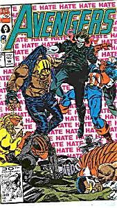 Avengers - Marvel comics - #342   Dec.1991 (Image1)
