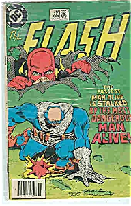 Flash - DC comics -   # 338   Oct. 1984 (Image1)