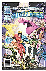 The Strangers - Malibu Comics - # l   1993 (Image1)