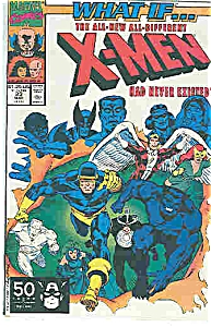 X-Men -   Marvelcomics - # 23 March 1991 (Image1)