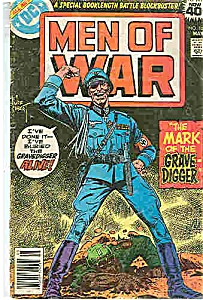 Men of War - DC comics -  May 1979  # 16 (Image1)