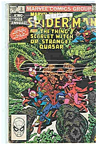 Spiderman -  # 5  1982 - Marvel comics (Image1)