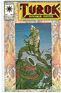 Turok Dinosaur Hunter # 1 Bart Sears Valiant Comics (Image1)