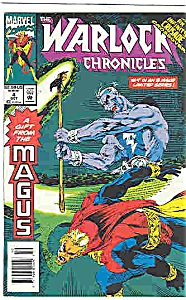 Warlock chronicles - Marvelcomics - # 4 Oct. 1993 (Image1)