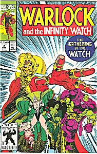Warlock - Marvel comics - # 2 March 1992 (Image1)
