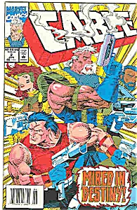 Cable - Marvel comics - # 2 June 1993 (Image1)