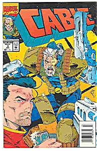 Cable - Marvelcomics - # 3July 1993 (Image1)