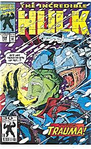 Hulk - Marvel comics -  # 394 June 1992 (Image1)