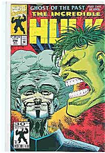 Hulk - Marvel comics - #398  Oct. 1992 (Image1)