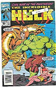 Hulk - Marvel comics  -#405   May 1993 (Image1)