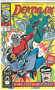 Deathlok - Marvel comics - # 2 Aug. 1991 (Image1)