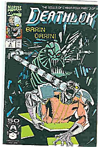 Deathlok - Marvel comics - # 4 Oct. 1991 (Image1)