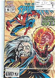 The Spiderman - Marvelcomics - # 402 -    1995 June (Image1)