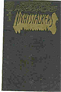 Nightstalkers - Marvel comics -  # 10 Aug. 1993 (Image1)