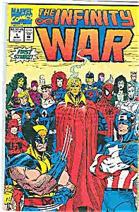 The Infinity War - Marvel comics - June 1992  @ l (Image1)