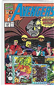 Avengers - Marvel Comics - #332 May 1991
