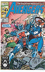 Avengers - Marvel comics - # 335 August1991 (Image1)