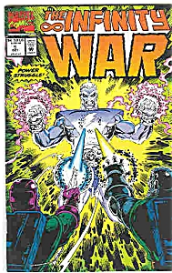 The Infinity War - Marvel comics - # 5 Oct. 1992 (Image1)