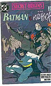 Secret Origins - DC comics - #   1989  # 44 (Image1)