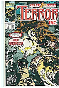 Terror, Inc.  - Marvel comics - # l July 1992 (Image1)