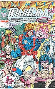 WILD C.A.T.S. - Image comics - #l August  1992 (Image1)