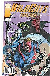 WILD C.A.T.S. -Image  comics -   # l    June 1993 (Image1)