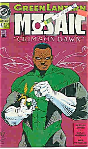 Mosaic - DC comics - # 3 August 1992 (Image1)