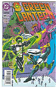 Greeen Lantern - DC comics = Feb. 1995   # 59 (Image1)