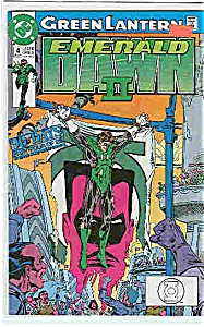 Green Lantern - DC comics - # 4   July 1991 (Image1)