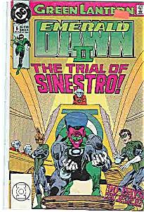 GreenLantern - DC comics - #6   Sept. 1991 (Image1)