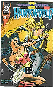Hawkworld - DC comics   # 16  Oct. 1991 (Image1)