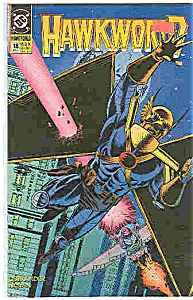 Hawkworld - DC comics - # 18  Dec. 199l (Image1)