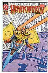 Hawkworld - DC comics - # 19 Jan. 1992 (Image1)
