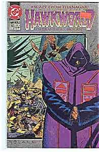 Hawkworld - DC comics - # 24  July 1992 (Image1)