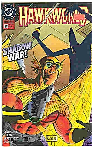Hawkworld - DC comics - # 26  Sept. 1992 (Image1)