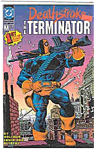 Deathstroke - DC comics - # 1 Aug. 1991 (Image1)