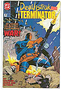 Deathstroke - DC comics - # 3  Oct. 1991 (Image1)