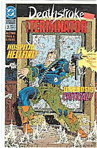 Deathstroke - DC comics - # 5 Dec. 1991 (Image1)