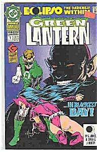 GreenLantern - DC comics - # l  1992 Annual (Image1)