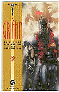 The Griffin -DC comics -  Copyright 1991 -Book l of 6 (Image1)