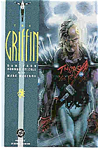 The Griffin - DC comics -  1991 Book 2 of 6 (Image1)