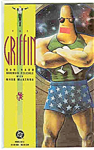 The Griffin- DC comics -  Book 3 of 6  Pub. mo.  1991 (Image1)