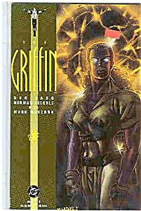 The Griffin -   DC comics -   Book 4 of 6 Pub. 1991 (Image1)