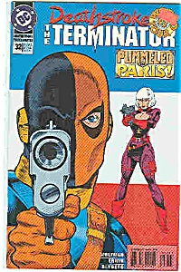 Deathstroke - DC comics - # 32  Jan. 94 (Image1)
