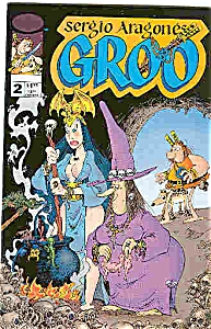 Groo- Image Comics - # 2 Jan. 1995