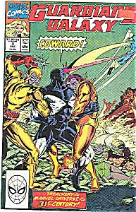 Guardians of the Galaxy - Marvel comics - # 3 Aug. 1990 (Image1)
