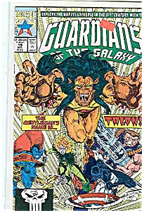 Guardians of the Galaxy - Marvel comics - # 19 dec.91 (Image1)