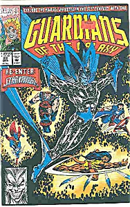 Guardians of the Galaxy - Marvel comics - # 22 Mar ch92 (Image1)