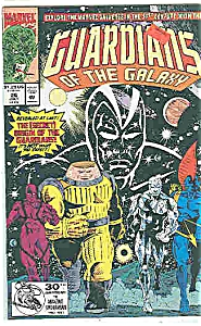 Guardians of the Galaxy -Marvel comics -#26 July 92 (Image1)